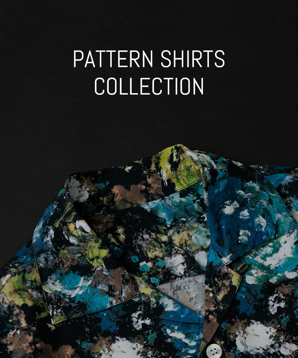 PATTERN SHIRTS COLLECTION