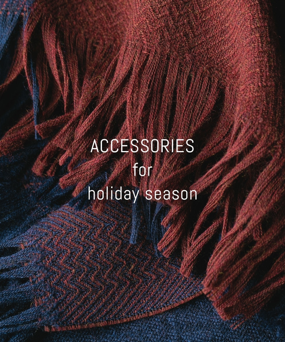 ACCESSORIES for holiday season
