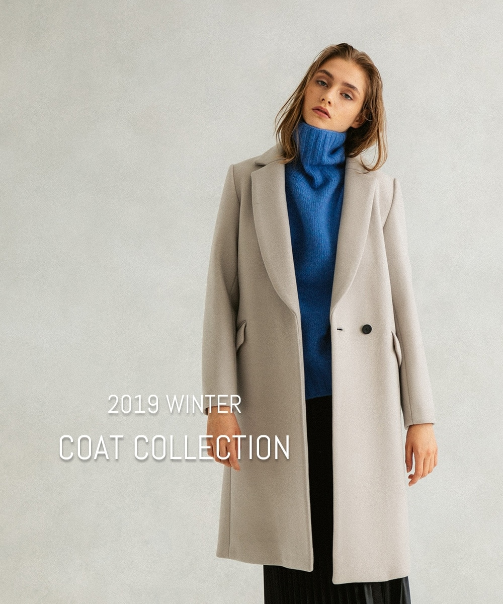 WOMENS 2019 WINTER COAT COLLECTION