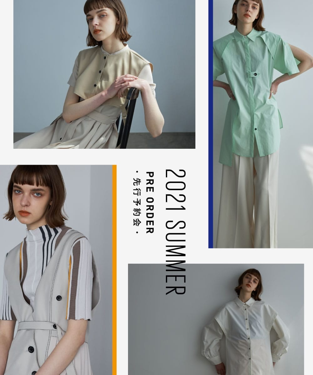 2021 SUMMER COLLECTION 公開!
