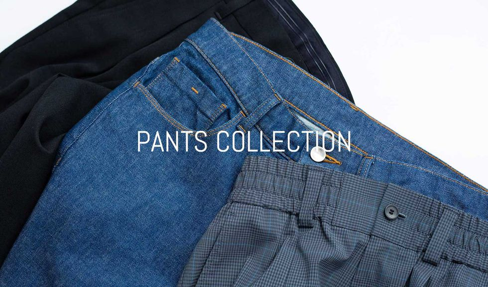 PANTS COLLECTION